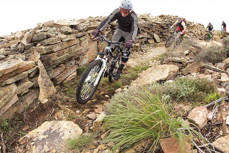 Gold Rush Moutain Bike Tour